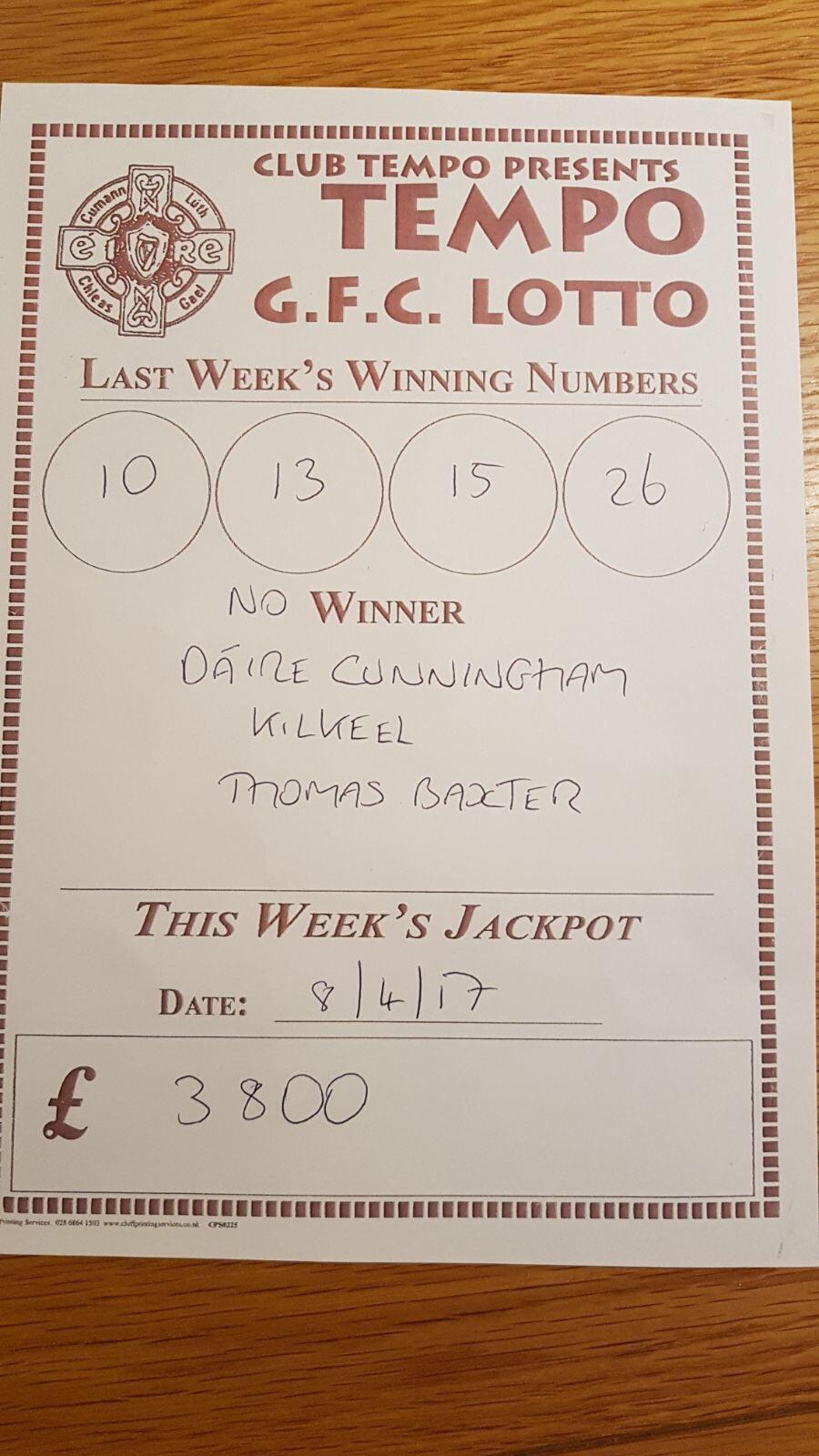 Lotto 01.04.17